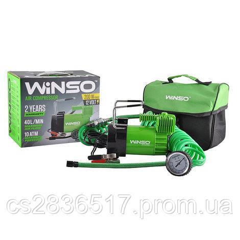 Автокомпрессор Winso 10атм, 40л/мин 126000