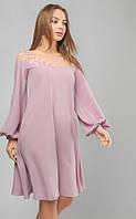 Платье большого размера 3256, платье до колена, сукня большого размера