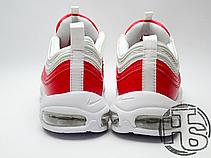Мужские кроссовки Nike Air Max 97 x Supreme White/Red AJ1986-020, фото 2