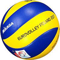 Волейбольный мяч Mikasa MVA200 Eurovolley Poland
