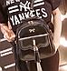 Женская сумка мини рюкзак Brush c бантиком, фото 3