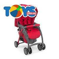 Детская коляска Simplicity Plus Top, красная, 79482.70