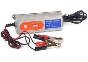 Зарядное устройство 0.8A/3.8A  6V/12V