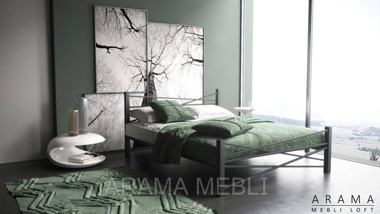 Ліжко лофт Х