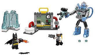 Lego Batman Move Лего Оригинал Ледяная aтака Мистера Фриза Mr. Freeze Ice Attack 70901