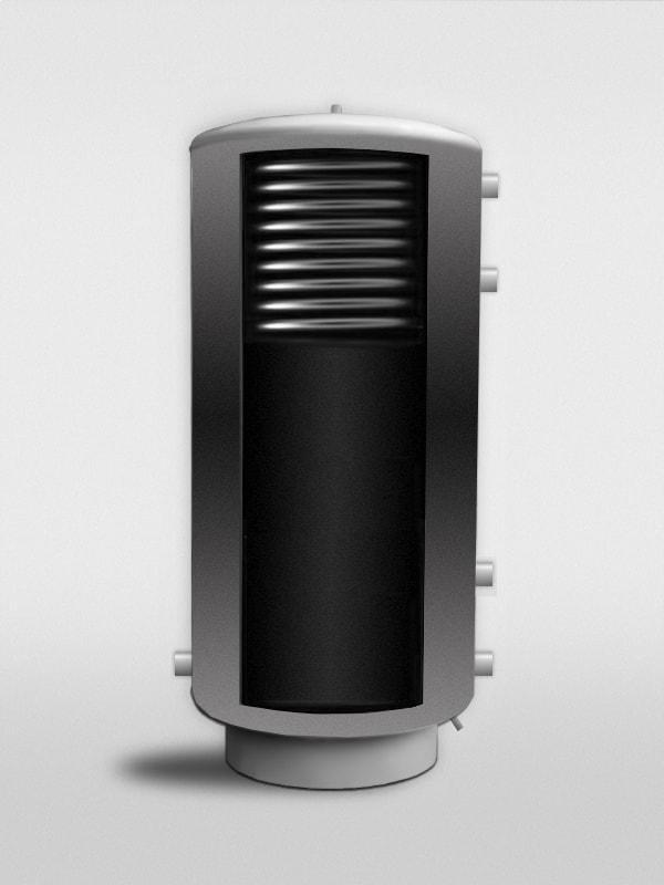 Теплоаккумулятор (буферная емкость) PlusTerm TB с верхним теплообменником