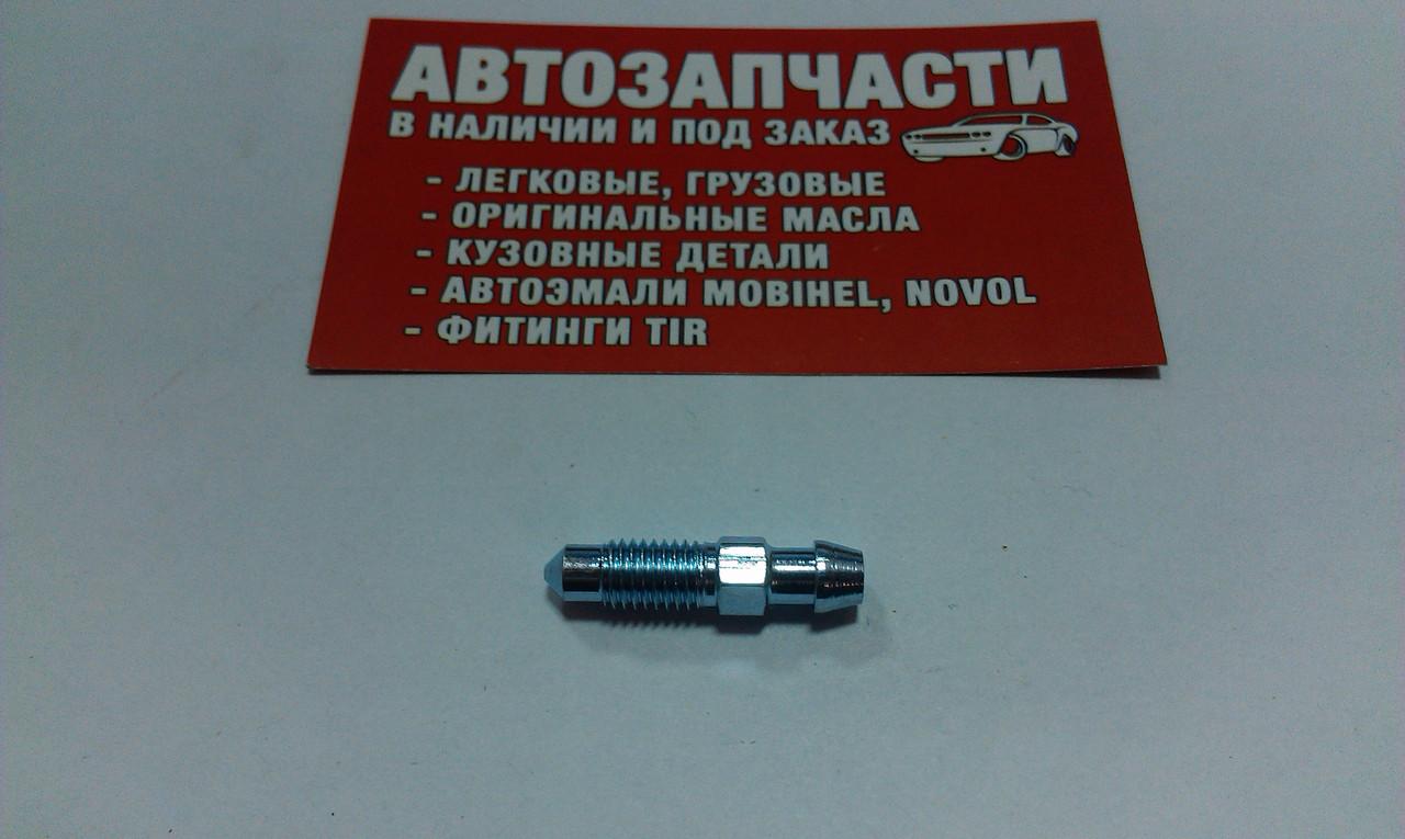 Штуцер прокачки тормозов М7х1-29 Doblo QB0086