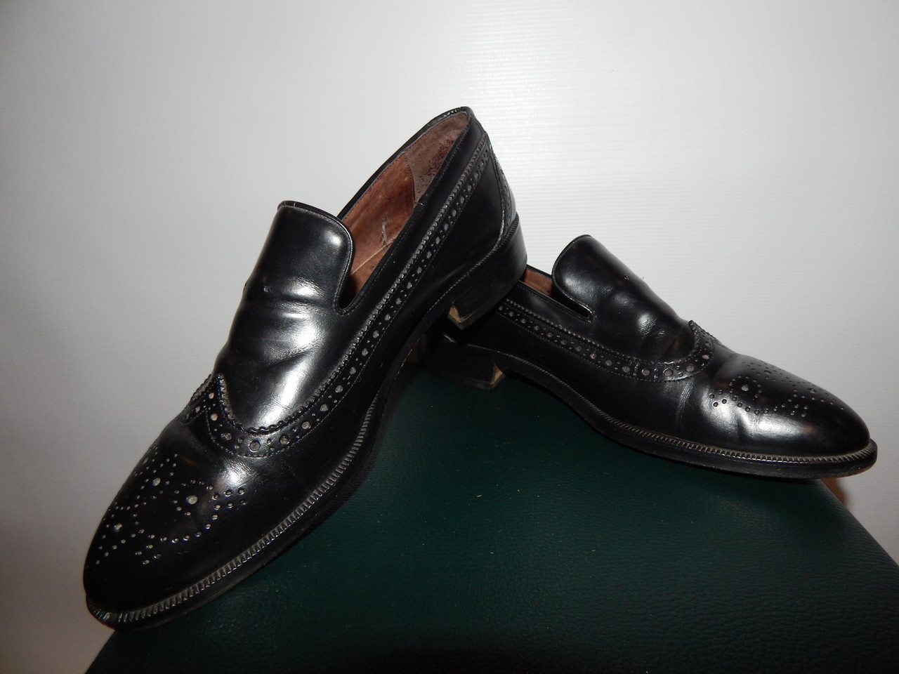 Мужские туфли Bally р.41 кожа 022TFM - Интернет-магазин