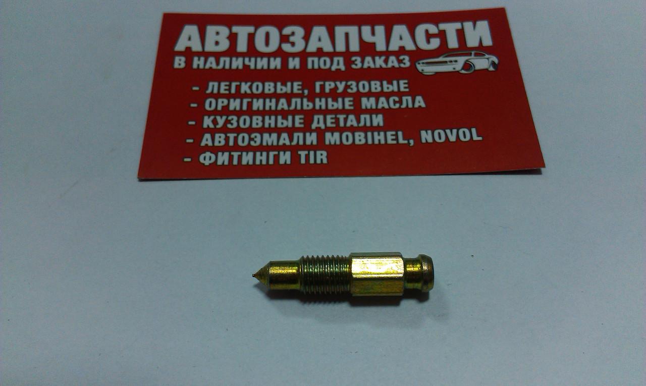 Штуцер прокачки тормозов М8х1