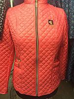 Куртка женская стеганая демисезонная