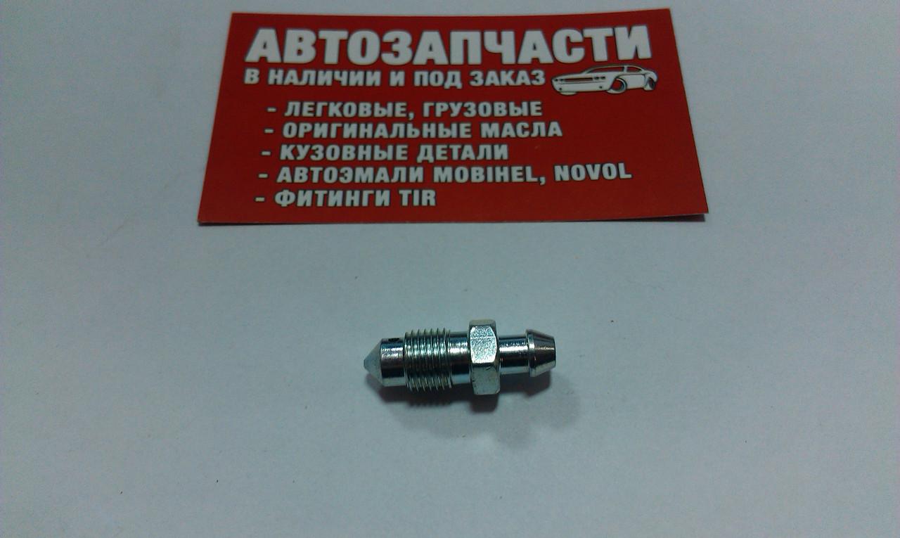 Штуцер прокачки тормозов М10х1-29 Sprinter QB0039