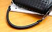 Женская сумка кросс боди с плетением Crown, фото 5