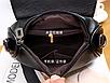 Женская сумка кросс боди с плетением Crown, фото 9