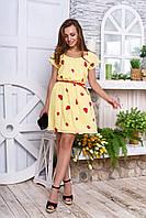 """Платье """"Сердце"""" (в расцветках)"""