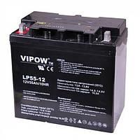 Аккумулятор гелевый 12V 55Ah
