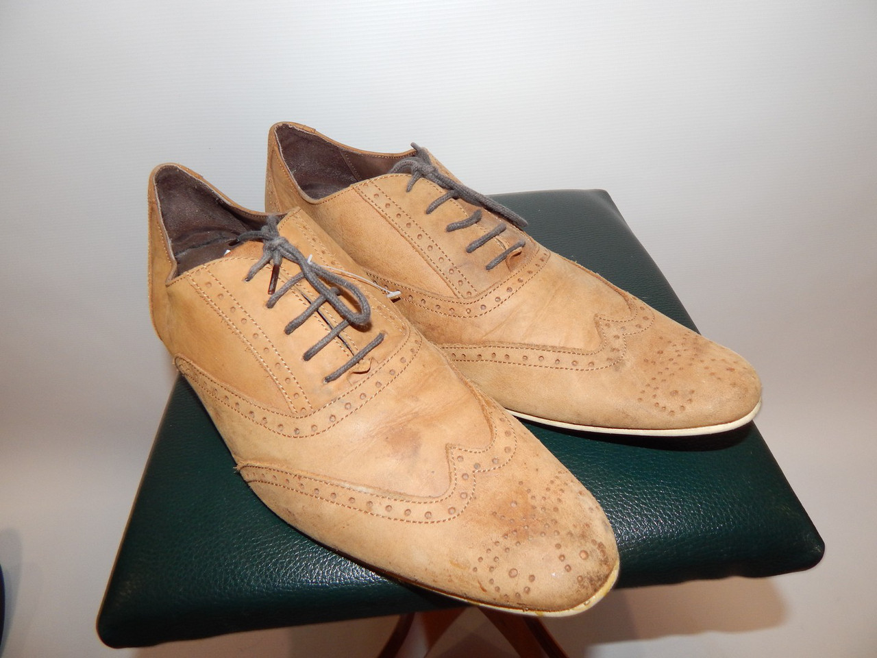 Мужские  туфли Frank Wright р.40 кожа 023TFM