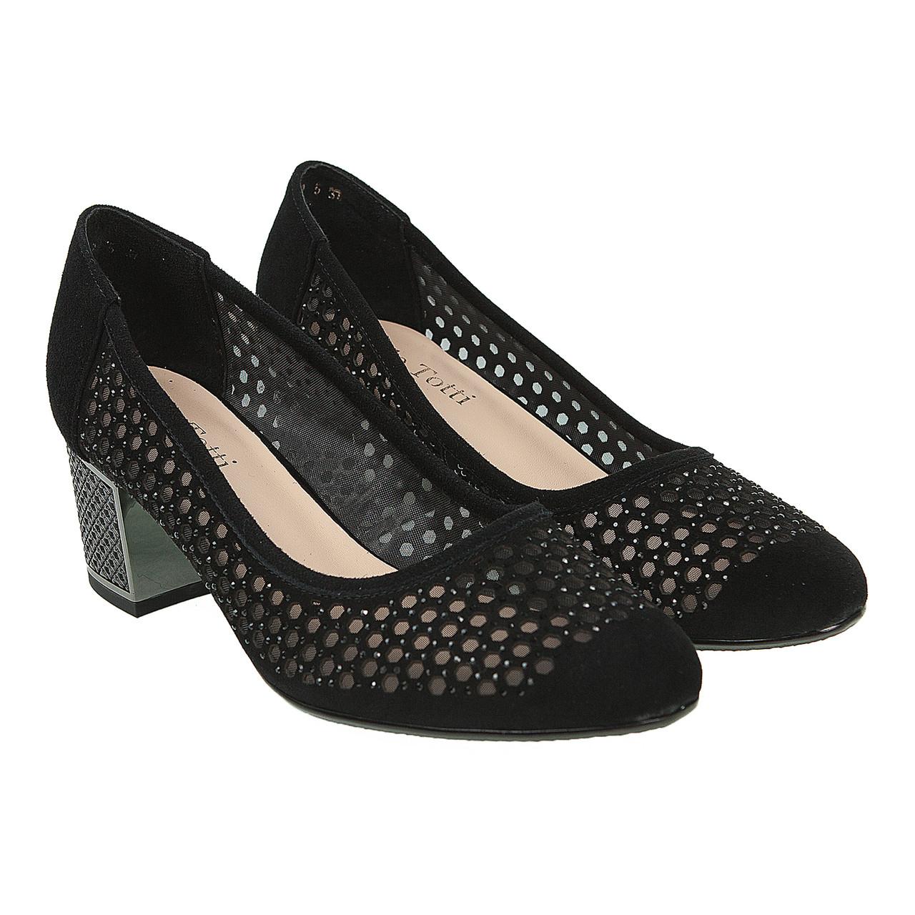 be824d4ca 38 размер Туфли женские Stalo Totti (летние, модные, стильные, на невысоком  каблуке)