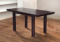 Стол деревянный раскладной «Европа» для гостиной (серия Престиж)  Микс Мебель