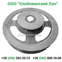 Шкив шнека ПС-10.15.170 Протравитель семян ПС-10 (Протравливатель)