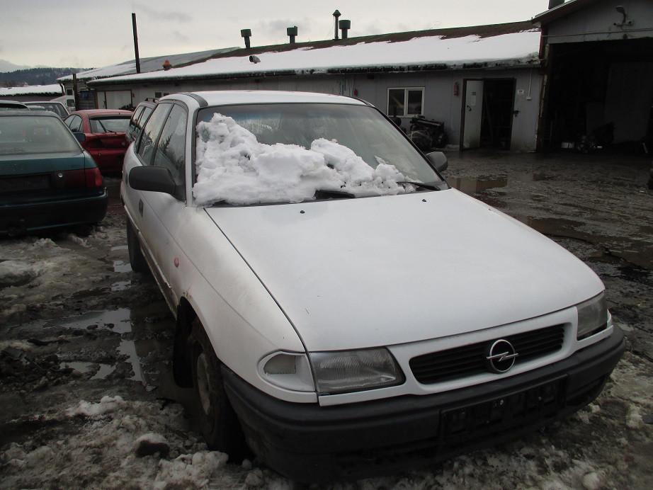 Авто под разборку Opel Astra Classic 1.4