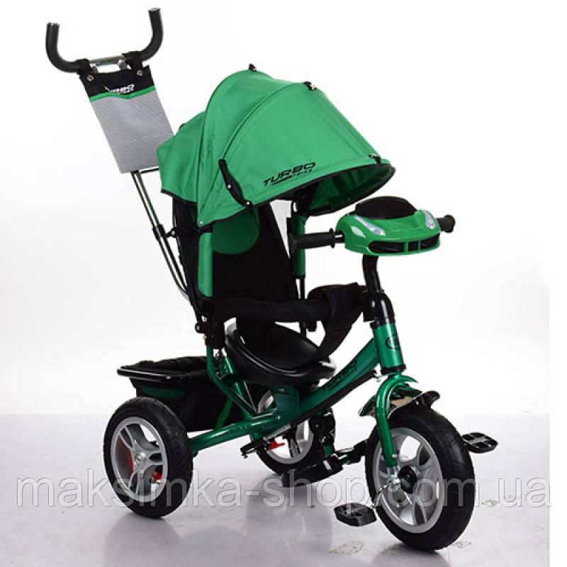 Велосипед детский M 3115HA-N4 трехколесный колясочный