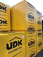 Газобетон  UDK (склад, самовывоз)