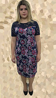 Жіноча сукня № 037, Р. 54-62