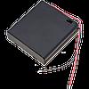 Кассетница на 4 элемента АА с проводами и выключателем