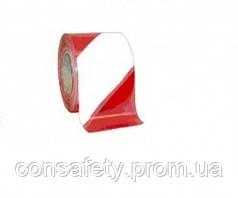 Лента сигнальная «Стандарт», красно-белая, 500м