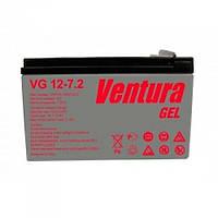 Аккумулятор Ventura VG 12-7.2, фото 1