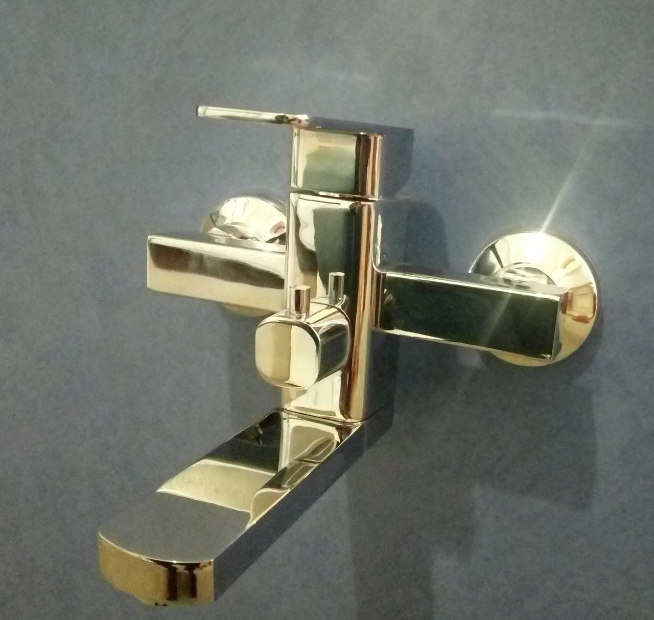 Смеситель ZEGOR для ванной LEB 3 A123