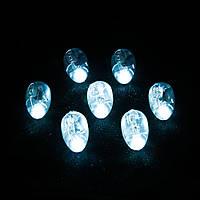 Светодиоды для шаров белые (18х33мм)