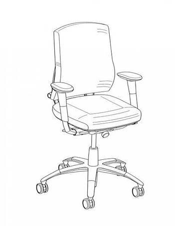 Офисные-компьютерные кресла