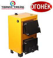 Твердопаливний котел Вогник КОТВ-10., фото 1