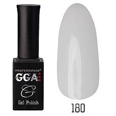Гель лак GGA Основная палитра 180, 10мл