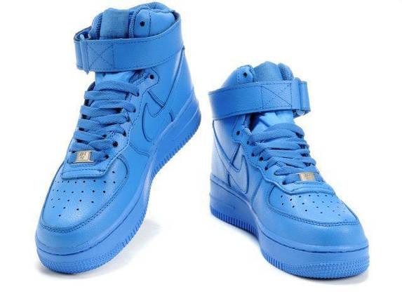 Кроссовки женские Nike Air Force ( Blue), фото 2