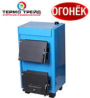 Твердотопливный котел Огонек КОТВ-14. , фото 1