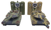 Танковый бой р/у 1:48 HuanQi 552 Leopard 2, фото 1