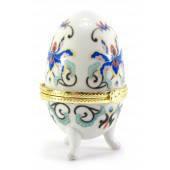 Шкатулка яйцо