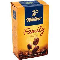 Кава натуральна мелена Tchibo Family 1 кг.
