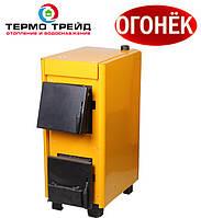 Твердопаливний котел Вогник КОТВ-14Д., фото 1