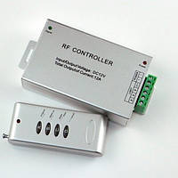 RGB контроллер 12В 15А ДУ радиоканал 100 м (4кнопки)