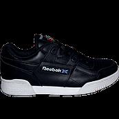 Кроссовки мужские Reebok CL Black Leather