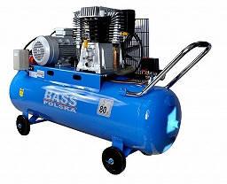 Воздушный компрессор 300л 5,5 HP, фото 2