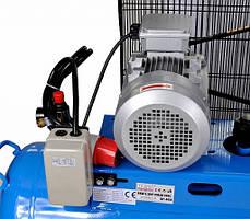 Воздушный компрессор 300л 5,5 HP, фото 3