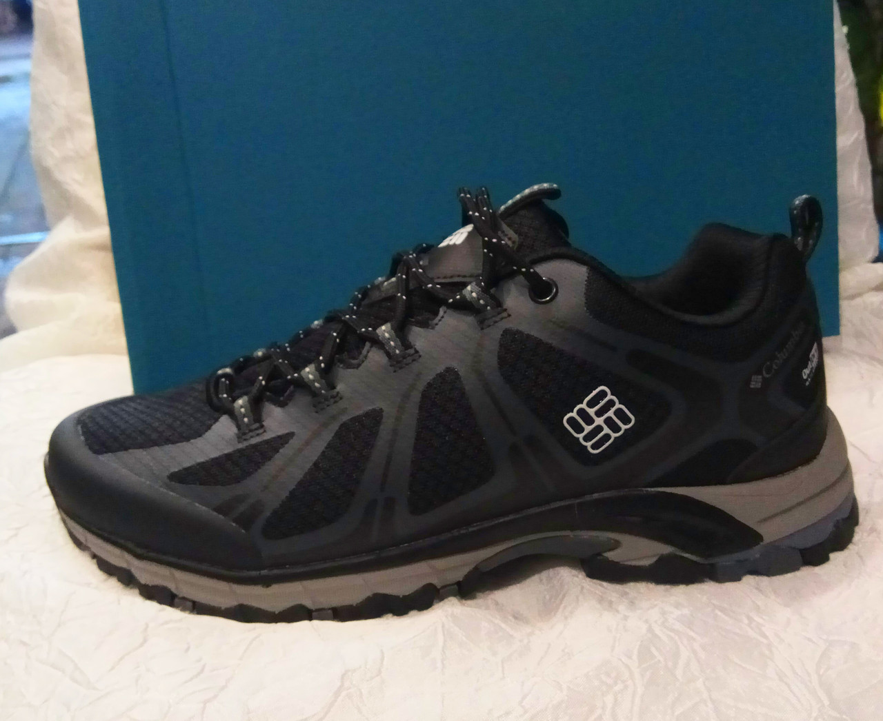 da838ec2 Мужские кроссовки Columbia Peakfreak Xcrsn (Waterproof) черные ...
