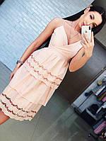 Платье женское летнее Фабричный Китай, фото 1