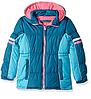 Куртка Pink Platinum(США) бирюзовая для девочки 18мес, 24мес