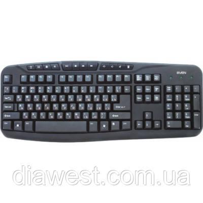 Клавиатура Sven 3050 white