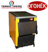 Твердотопливный котел Огонек КОТВ-18П. , фото 1
